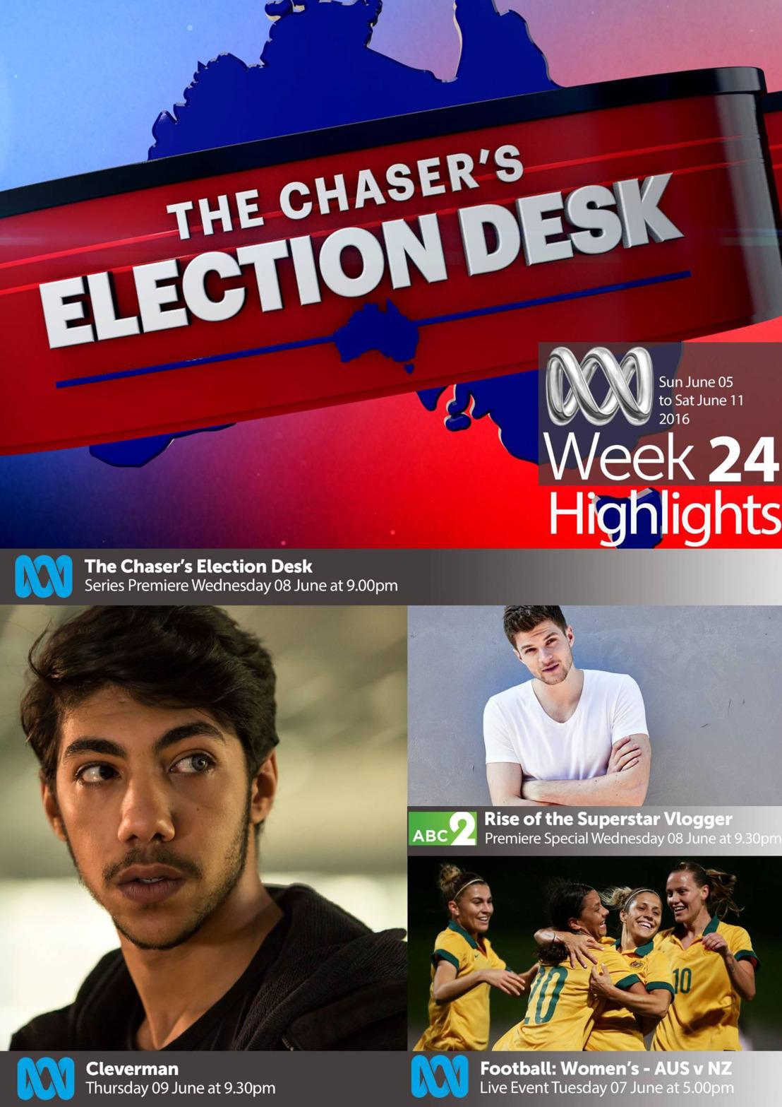 ABC Program Highlights - Week 24