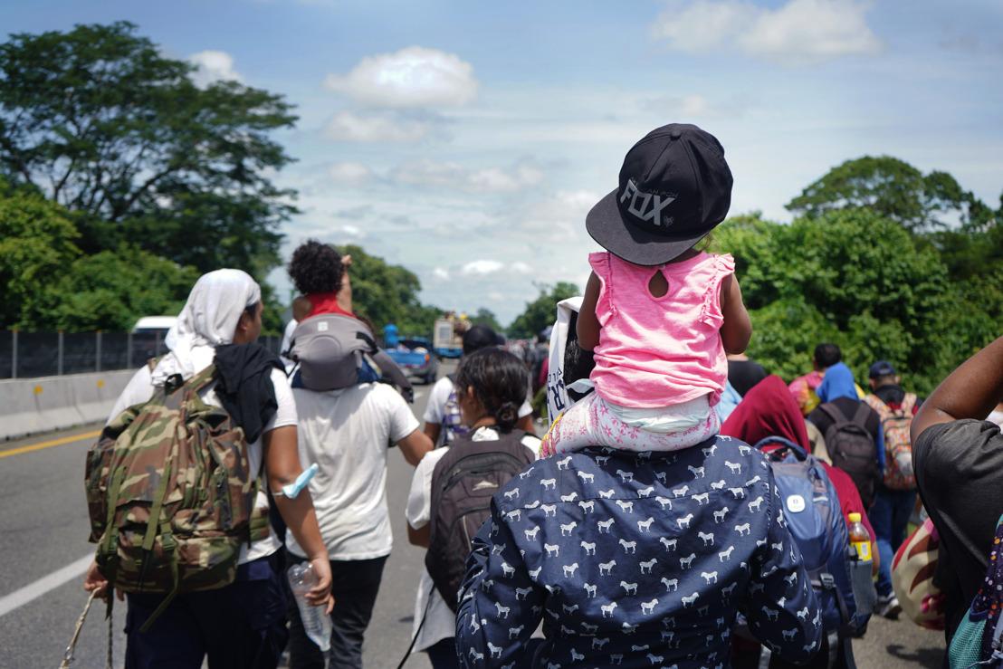 MSF denuncia que las deportaciones desde los EE.UU. y la falta de expectativas provocan que la situación de miles de migrantes en México sea insostenible
