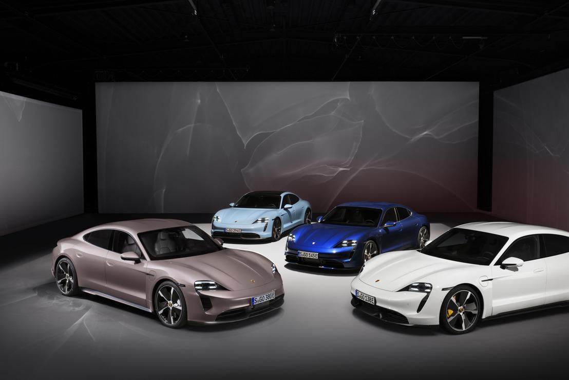 Porsche de México presenta dos nuevas versiones del Taycan