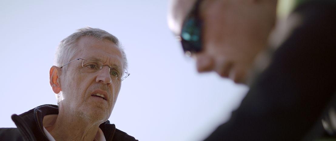 Sven. het laatste jaar: Sven en zijn trainer Paul Van Den Bosch - (c) deMENSEN/Canvas