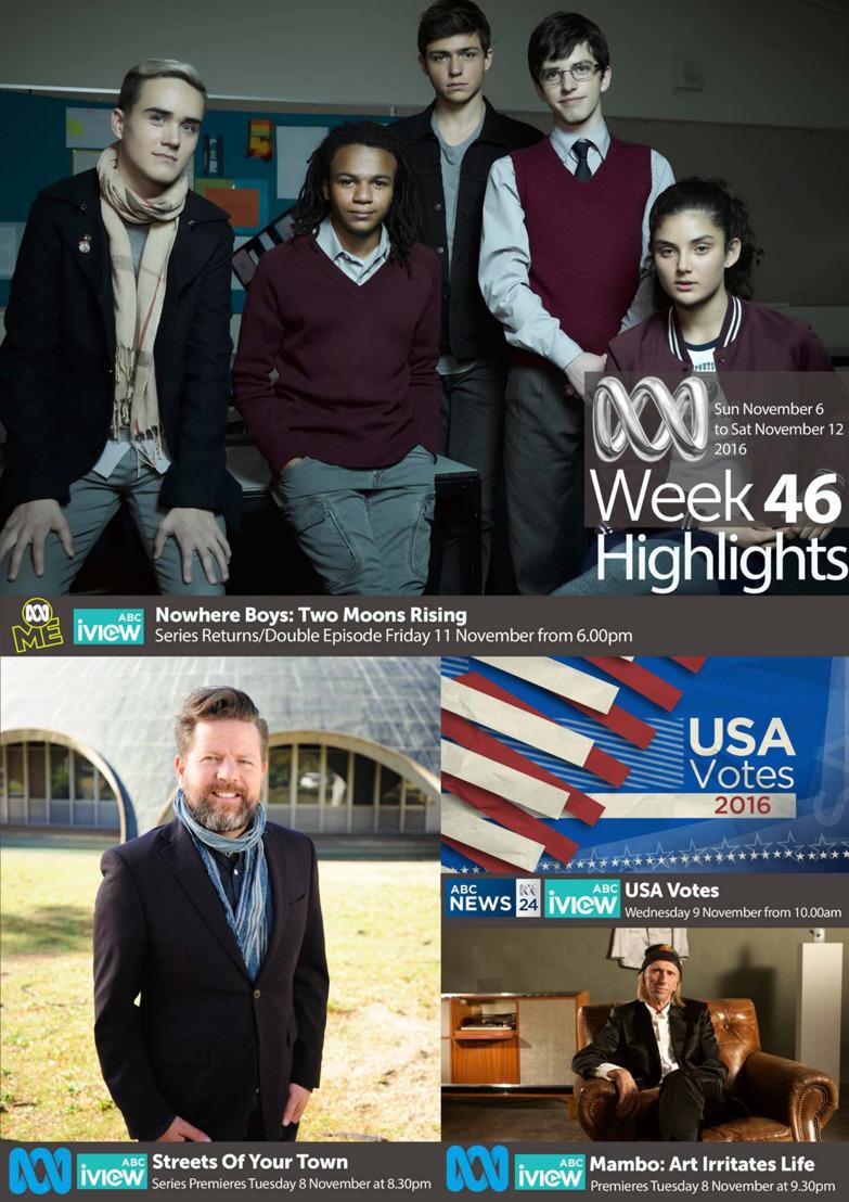 ABC Weekly Highlights - Week 46