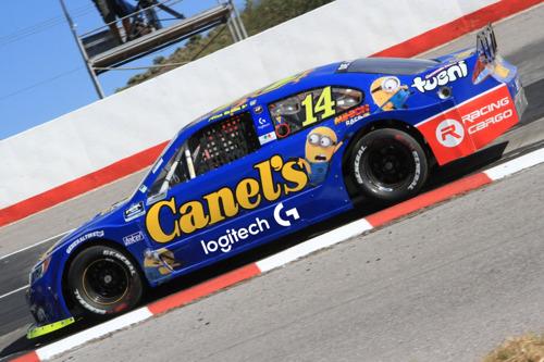Logitech G impulsa a pilotos de NASCAR