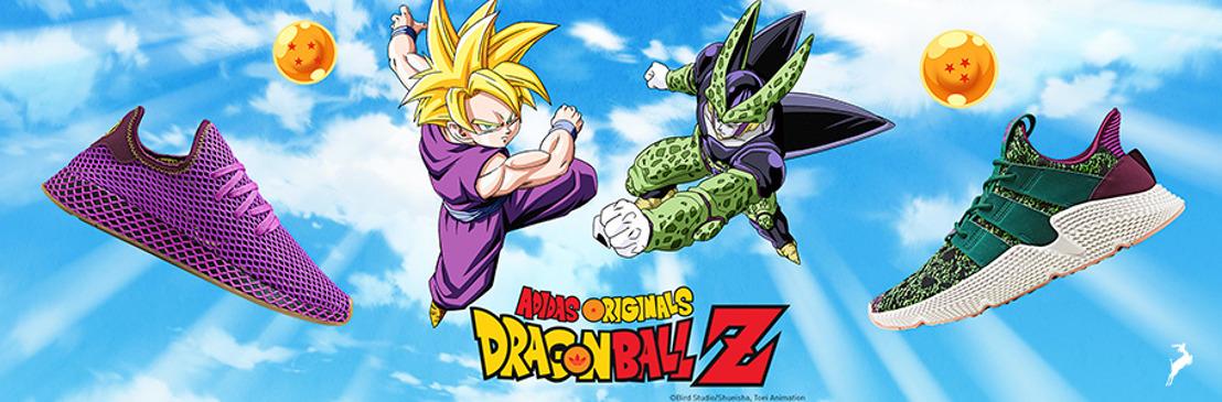 ¡Nueva batalla! Llega el segundo drop de la colección adidas Originals x Dragon Ball Z