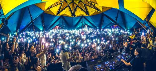Preview: Skrillex Plays a Secret Do Lab Set at Coachella