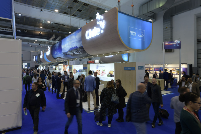 Seafood Expo Global and Seafood Processing Global Expands Exhibit Space