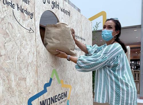 Wijnegem gaat voor ecologische fashion tijdens nieuwe 'Modeweken'