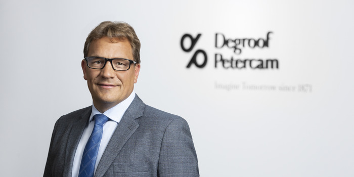 Kris De Souter devient le nouveau Head of Private Banking et membre du Comité de Direction de Banque Degroof Petercam Luxembourg