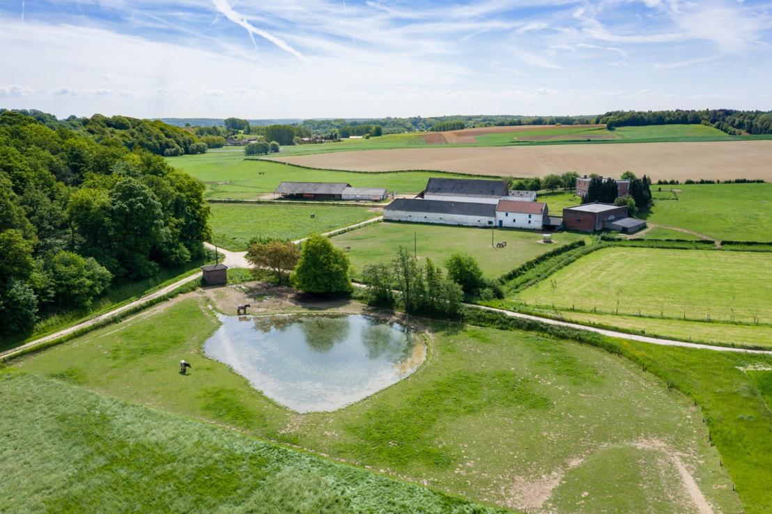 12 'vijfsterrenlandbouwers' uit Dijleland maken bedrijf aantrekkelijk voor dieren