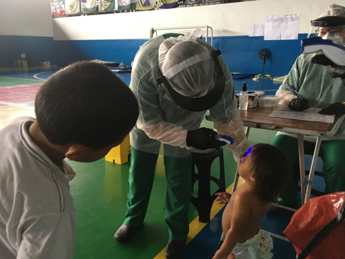 MSF responds to the COVID-19 pandemic in Amazonas, Brazil