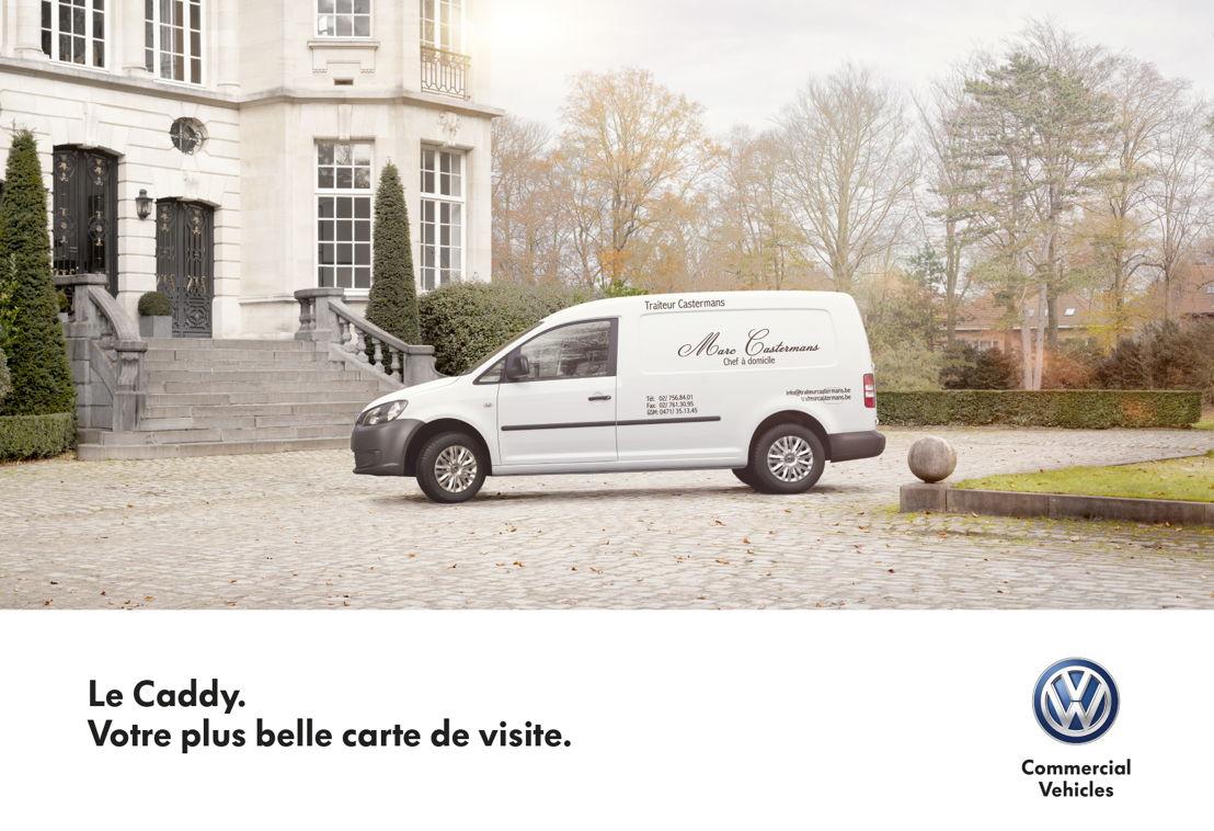 Volkswagen Business Cards - Caddy