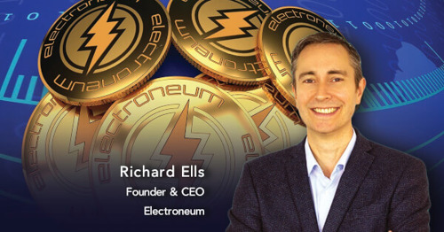 BLOCKCHAIN.NEWS|Electroneum CEO Richard Ells: How ETN Mass Adoption is Empowering the Unbanked
