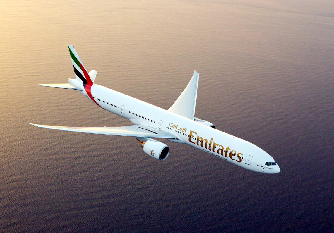 Phnom Penh will be served by an Emirates Boeing 777-300ER Aircraft