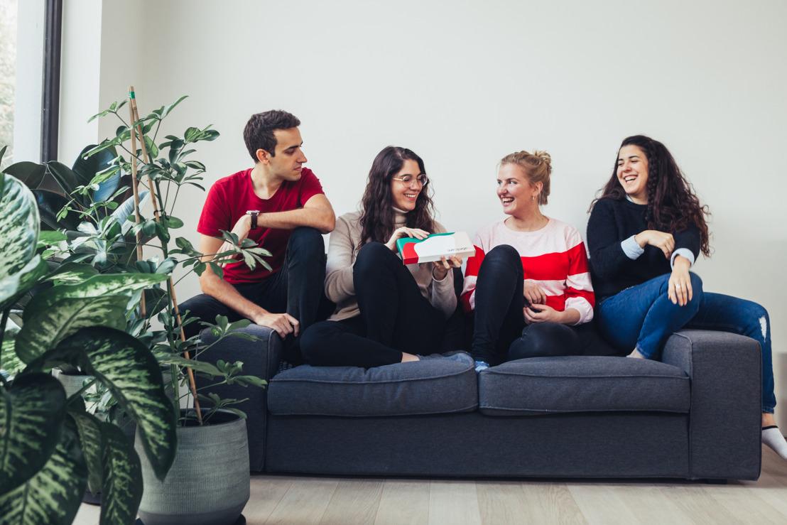 Test de dépistage à domicile contre les MST offert par la startup belge abel.care