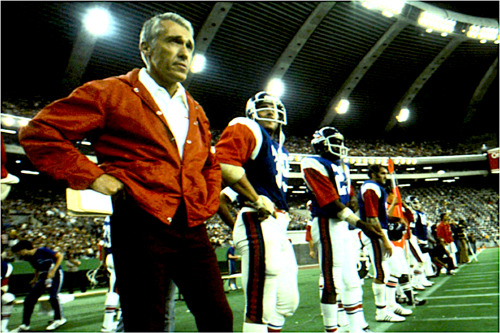 MEDIA ADVISORY: CFL TO HOST A CONFERNECE CALL WITH TWO-TIME GREY CUP CHAMPION MARV LEVY