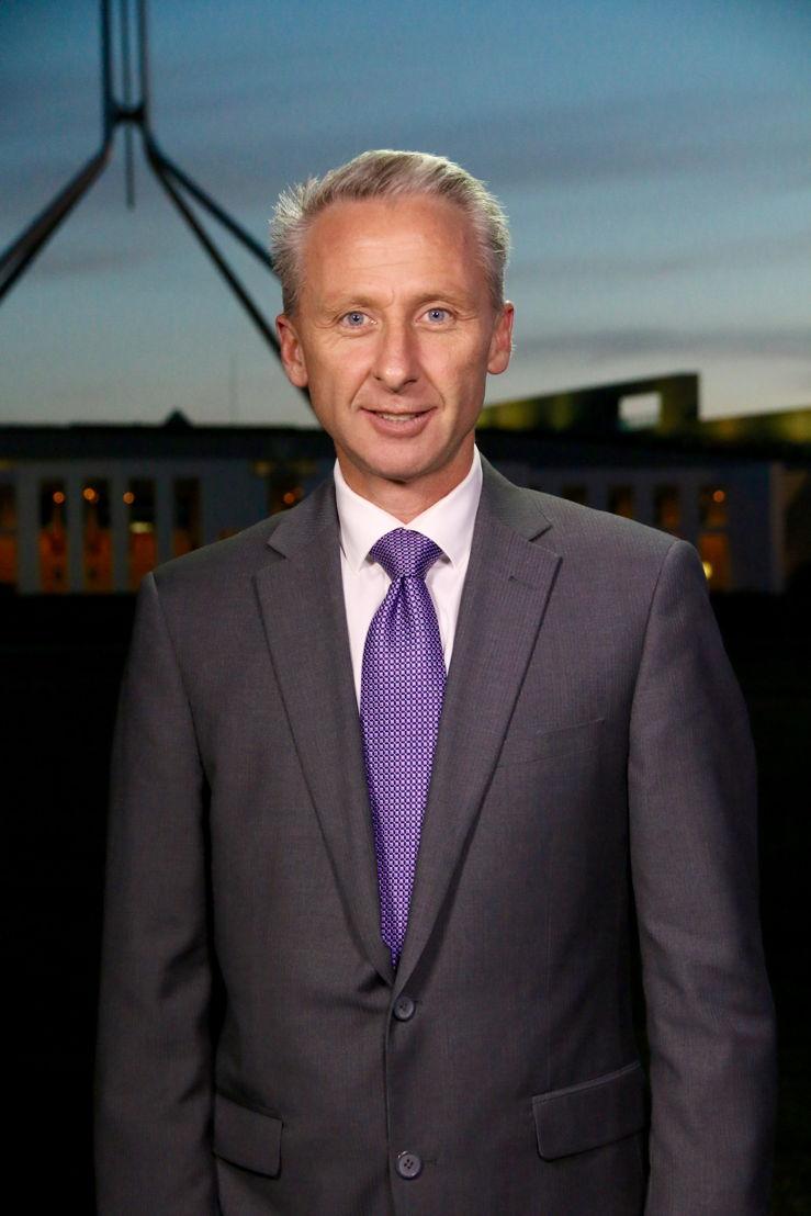 Greg Jennett, ABC National Affairs Correspondent