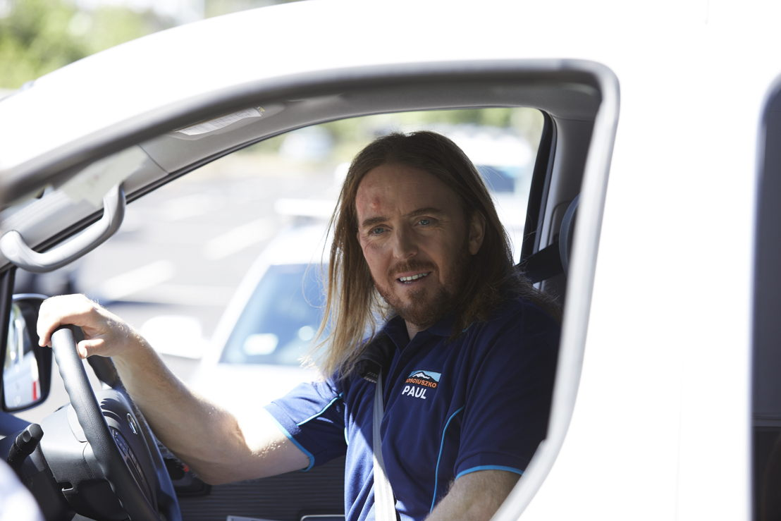 Tim Minchin as Paul