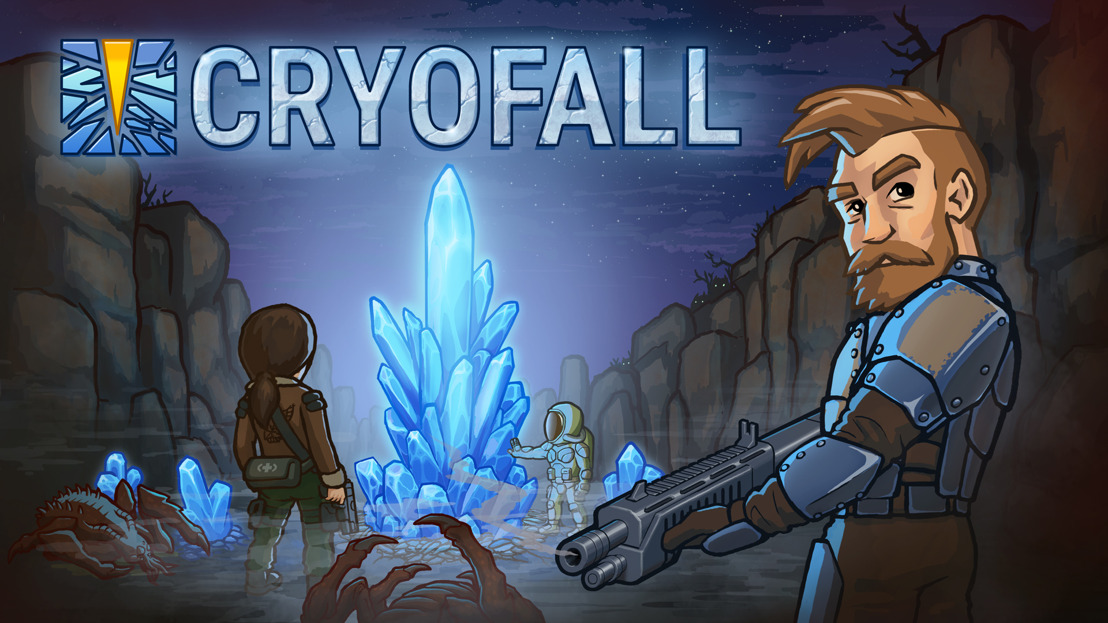 Das Multiplayer Survival RPG CryoFall landet heute auf Steam im Early Access