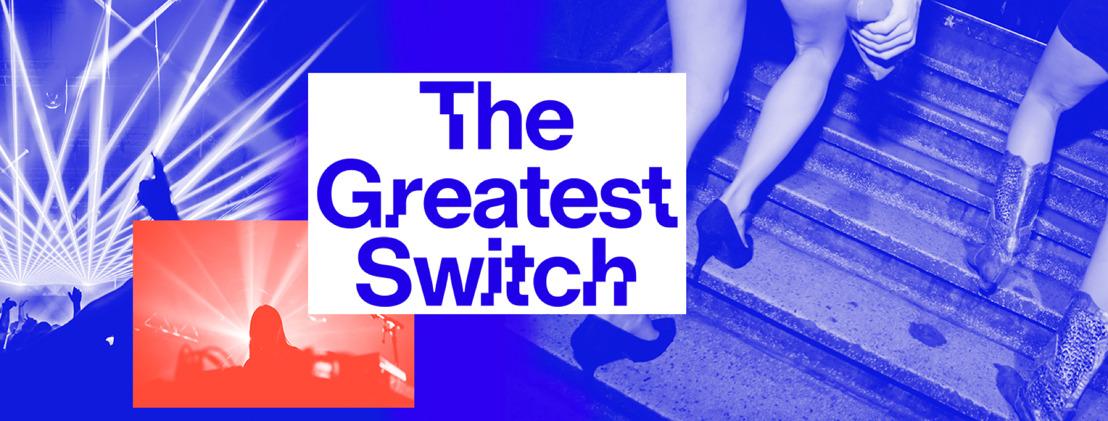 Studio Brussel lanceert nieuw digitaal kanaal: The Greatest Switch