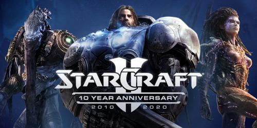10-летие StarCraft II: юбилейное обновление и комментаторский набор с участием White-Ra!