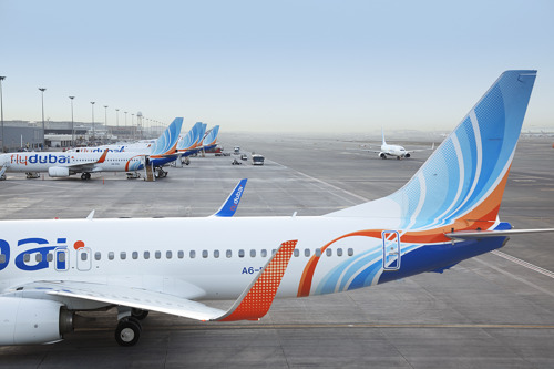 flydubai to operate flights to select destinations from Dubai World Central (DWC) during southern runway refurbishment project at Dubai International (DXB)