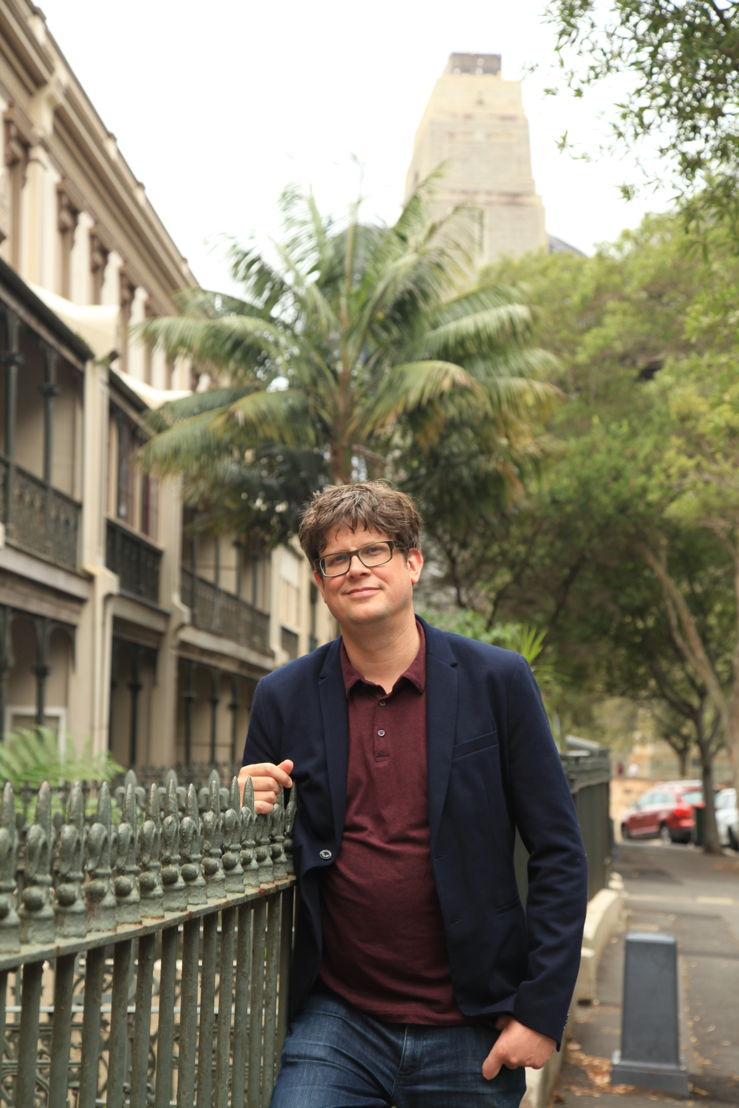 Restoration Australia S2 Stuart Harrison