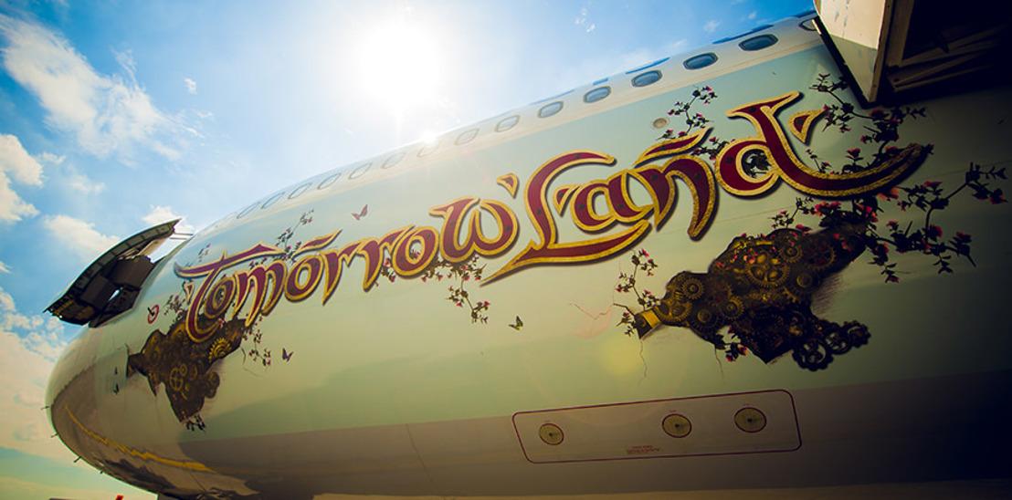 Pour le 10ème anniversaire de Tomorrowland, Brussels Airlines achemine 15.000 fans au Meilleur Dance Festival du Monde