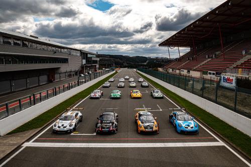 La fin de l'attente pour la Porsche Carrera Cup Benelux