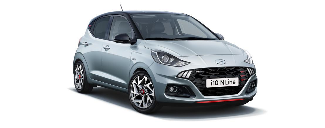 Weltpremiere an der IAA: All-New Hyundai i10 N Line
