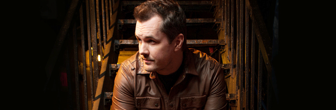 YouTube sensation Jim Jefferies in Belgium this Sunday