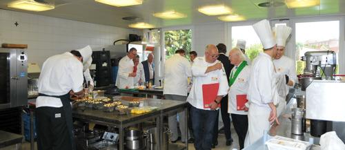 Club Prosper Montagné : « Voici les cinq finalistes du concours « Premier Cuisinier de Belgique 2019 »