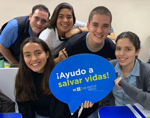 Menos del 1% de los jóvenes regios están registrados como posibles donadores de células madre en Monterrey: Be The Match® México