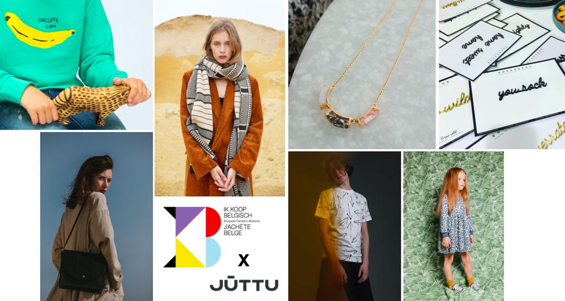 persbericht: #ikkoopbelgisch pop-up space bij JUTTU komt er weer aan!