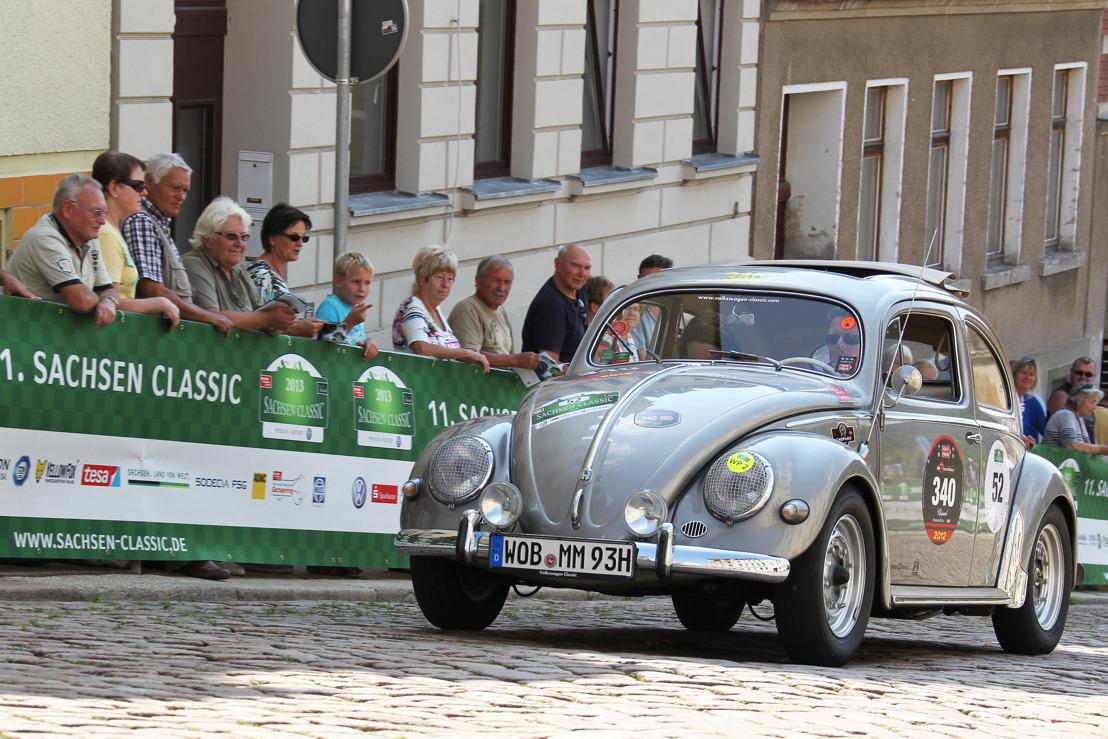Volkswagen se presentará este verano en el Sachsen Classic 2018