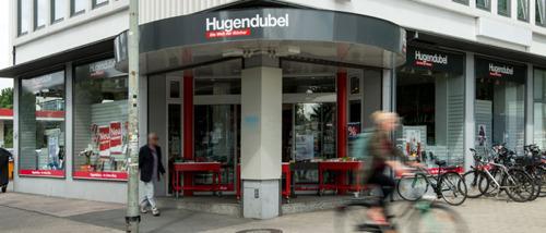 Göttingens Fußgängerzone bekommt eine neue Hugendubel-Filiale