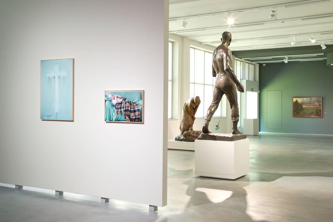 Tentoonstelling Lieve Blancquaert | Ecce Homo. Zie daar de mens in M-Museum Leuven (c) Dirk Pauwels