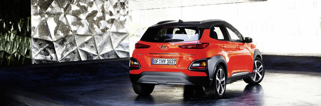 Dossier de presse complet Hyundai Kona