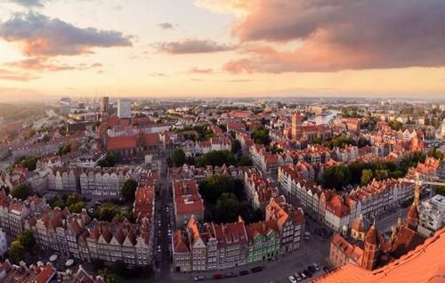 Gdańsk i wszystkie jego dzielnice... Gdzie żyje się najlepiej?