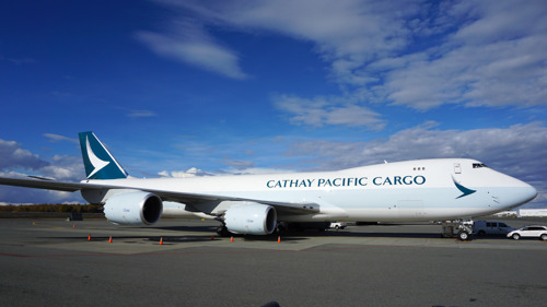 Cathay Pacific awarded IATA CEIV Pharma Certification