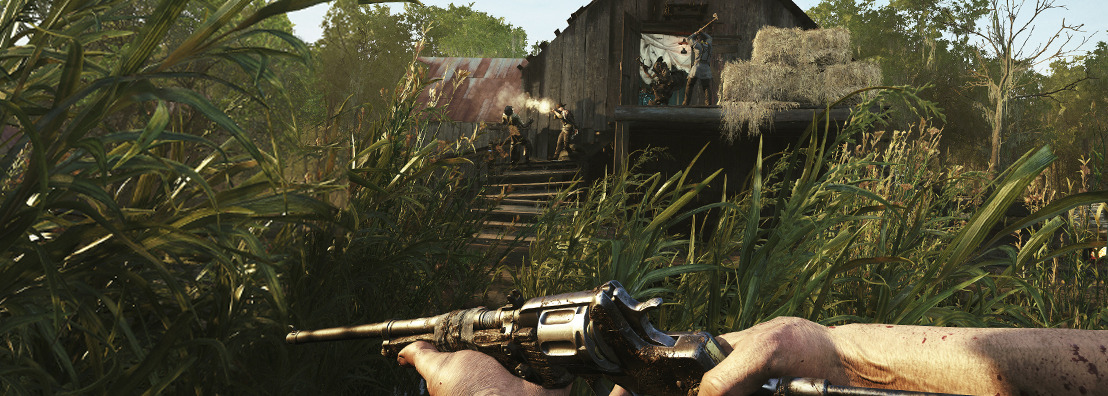 Crytek Releases Performance Update 2.4 for Hunt: Showdown