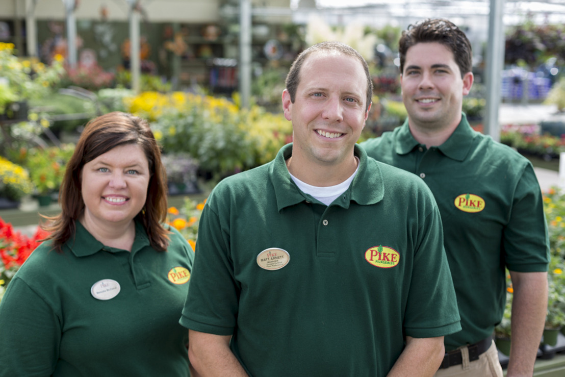 Pike Nurseries to hire more than 200 employees this spring