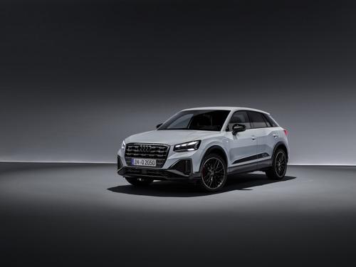 Finishing touches aan vele details: de Audi Q2 in een nieuwe topvorm