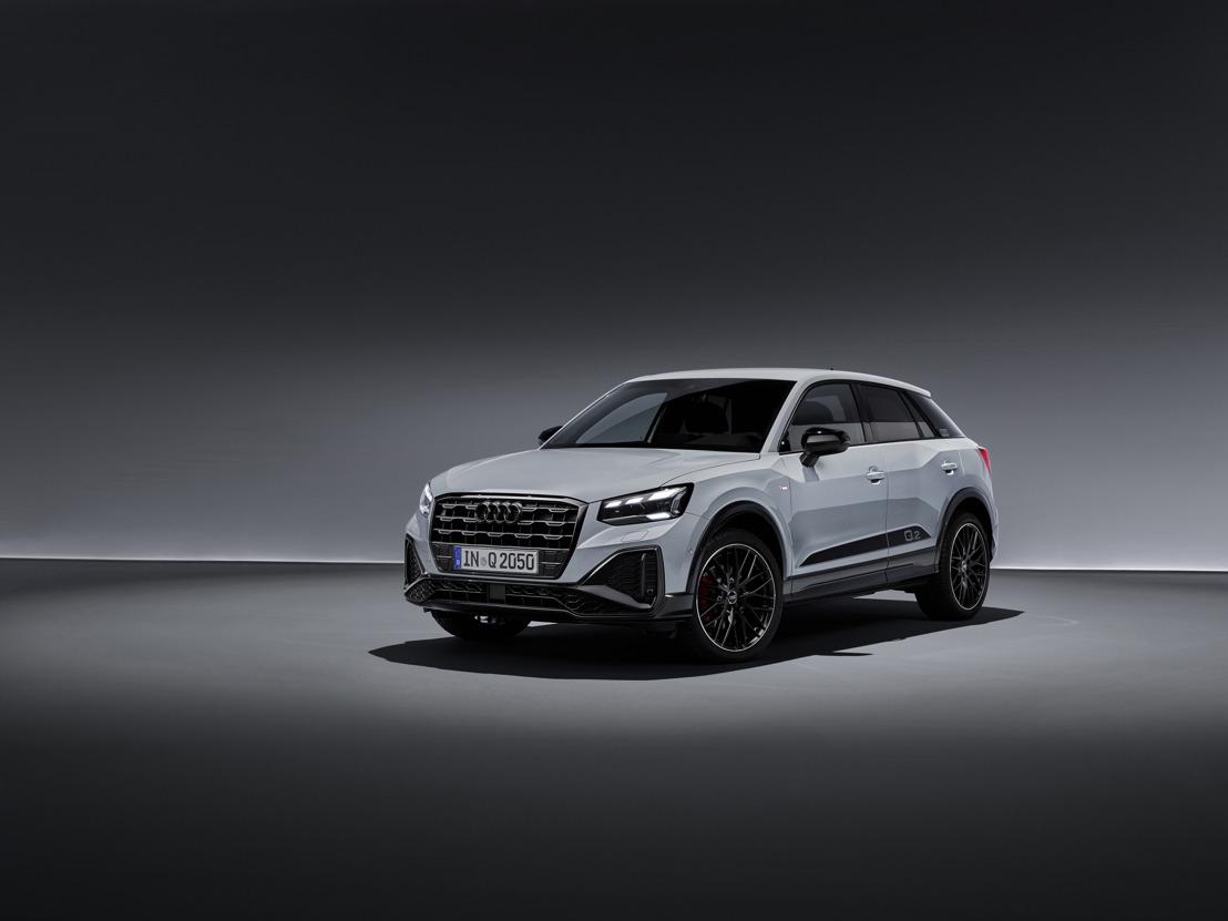 De nombreux détails peaufinés : l'Audi Q2 en excellente forme