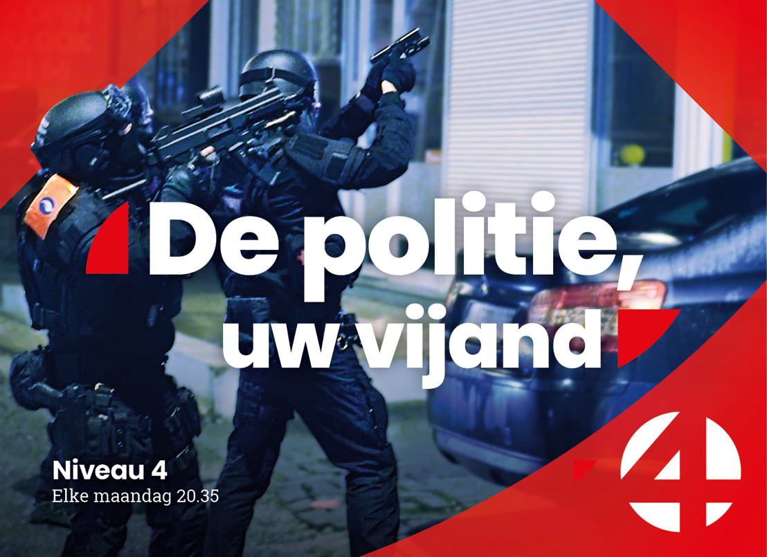 'De politie, uw vijand.'