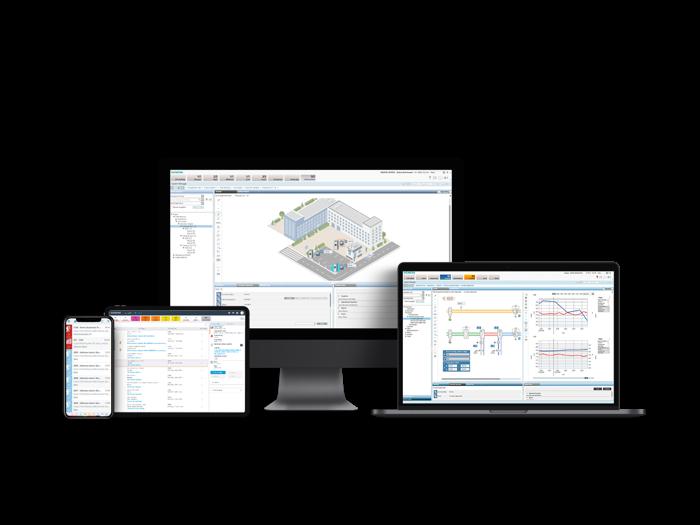 Siemens maakt de weg vrij voor digitale gebouwtransformatie met nieuwe versie van Desigo CC