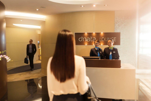 dnata wins award for world's best lounge