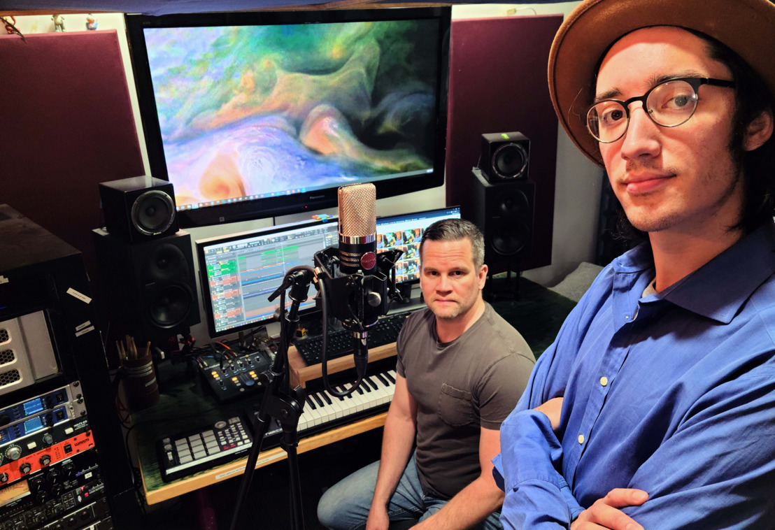 Taylor John Williams and Thomas Greene Get Cinematic with 'Angeline' and Mojave Microphones