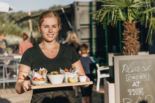 Roompot bant palmolie uit frituurolie