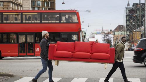 IKEA test in 2020 het verhuren van meubels in 30 markten