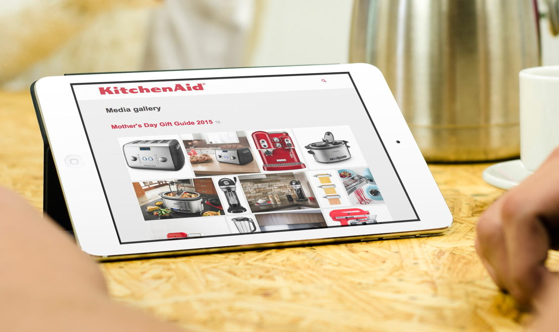 KitchenAid media gallery