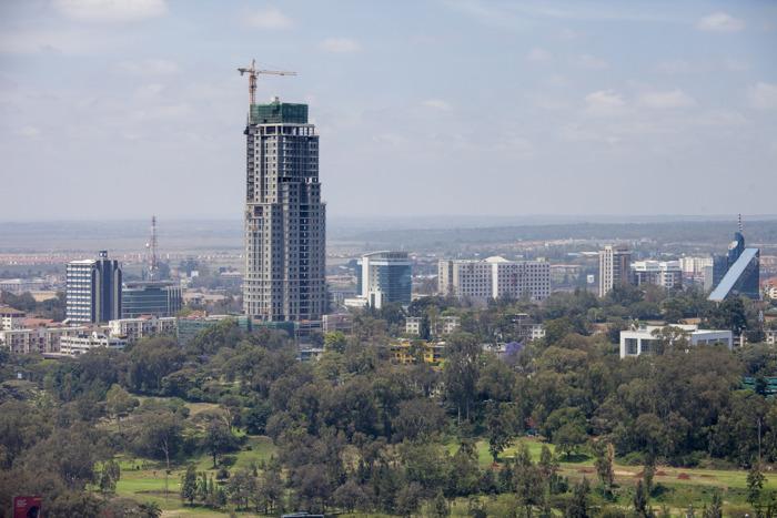 EAST AFRICA'S BUILDING BOOM CALLS INVESTORS TO KENYA